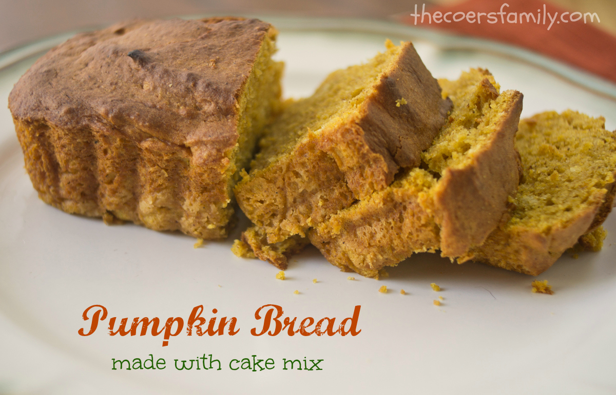 Loaf Recipes Using Cake Mix: Made With Cake Mix
