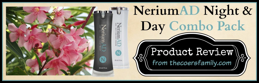 Nerium Product Review