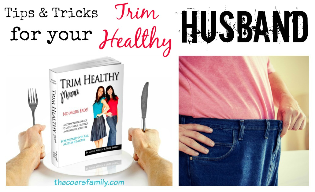 Trim Healthy Mama for men